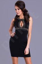 Emamoda suknelė -juoda 8018-3