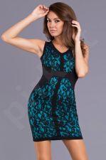 Emamoda suknelė -  turkio 9304-3
