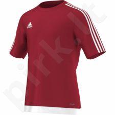 Marškinėliai futbolui Adidas Estro 15 Junior S16149