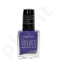 Sally Hansen Velvet Texture Nail Color, kosmetika moterims, 11,8ml, (650 Regal)