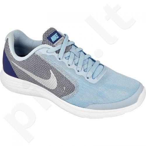 Sportiniai bateliai  bėgimui  Nike Revolution 3 (GS) Jr 819416-402