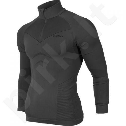 Marškinėliai termoaktyvūs ODLO 1/2 Zip Evolution Warm M 183192/60056