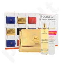 Collistar Benessere Della Felicita kūno priežiūros rinkinys moterims, (kūno purškiklis 100 ml + dušo želė 50 ml + kosmetikos krepšys)