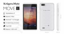 Smartphone Kruger & Matz Move 6 mini