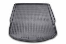 Guminis bagažinės kilimėlis FORD Mondeo sedan 2007-2014 black /N14034