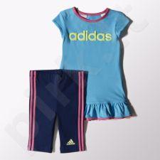 Komplektas Adidas Sportinis kostiumas s Set Kids S21460