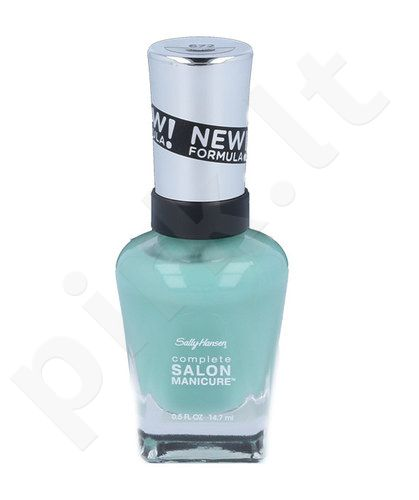 Sally Hansen Complete Salon Manicure, nagų lakas, kosmetika moterims, 14,7ml, (672 Jaded)