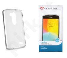 LG FINO dėklas PREMIERE Cellular juodas