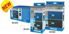 Bioclaro 10*10*6.5cm kėmpinės 2 vnt