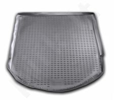 Guminis bagažinės kilimėlis FORD Mondeo wagon 2007-2014 black /N14035