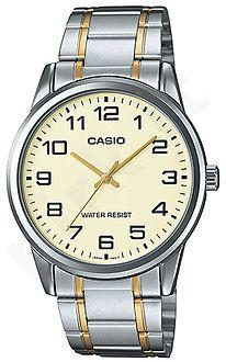Laikrodis CASIO    MTP-V001SG-9 - 45mm ***ORIGINAL BOX***