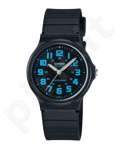 Laikrodis CASIO MQ-71-2 **NEWS!** kvarcinis. WR 10mt **ORIGINAL BOX**