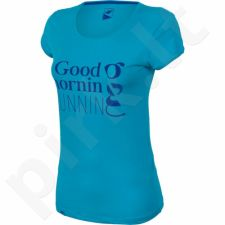 Marškinėliai 4f W T4L16-TSD010 mėlyna