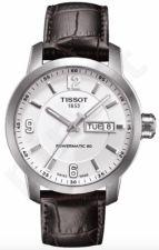Laikrodis TISSOT POWERMATIC 80  T0554301601700_
