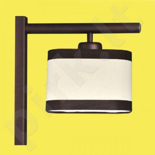Sieninis šviestuvas K-2166 iš serijos SELENE