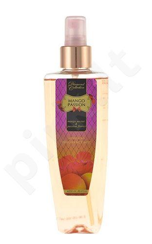 Diamond Collection Mango Passion, maitinamasis kūno purškiklis moterims, 250ml