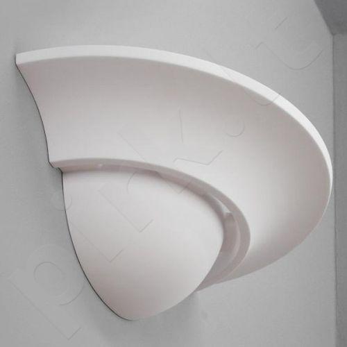 Sieninis šviestuvas gipsinis 10-JOWISZ GŁĘBOKI