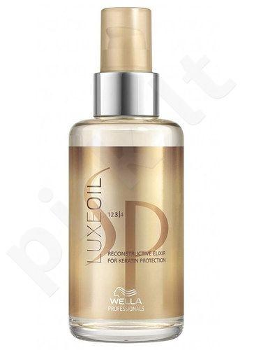 Wella SP Luxe Oil Reconstructive Elixir, kosmetika moterims, 100ml