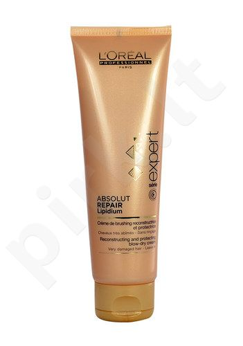 L´Oreal Paris Expert Absolut Repair Lipidium Blow-Dry kremas, kosmetika moterims, 125ml