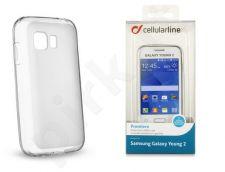 Samsung Galaxy Young 2 dėklas PREMIERE Cellular juodas