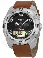 Laikrodis TISSOT T.TOUCH PILOT vyriškas kvarcinis T0134201605110