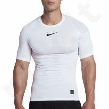 Marškinėliai termoaktyvūs Nike Pro Compression SS M 838091-100