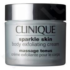 Clinique Sparkle Skin kūno Exfoliating kremas, 250ml, kosmetika moterims
