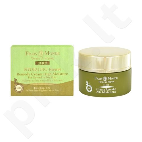 Frais Monde Hydro Bio-Reserve Remedy kremas High Moisture, kosmetika moterims, 50ml