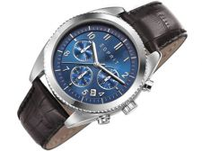 Esprit ES107581002 Kai Chrono Black Blue vyriškas laikrodis-chronometras