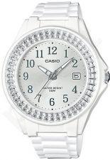 Laikrodis CASIO LX-500H-7B2 kvarcinis. moteriškas Resin strap. strass. Data. WR 50mt. **ORIGINAL BOX**