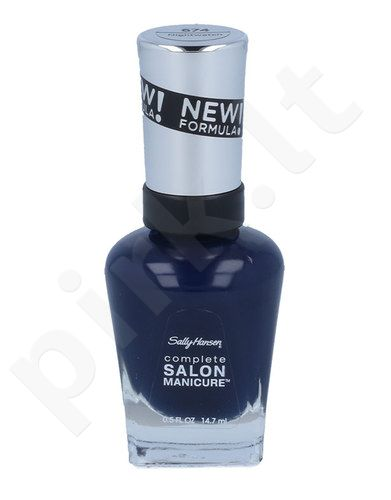 Sally Hansen Complete Salon Manicure, nagų lakas, kosmetika moterims, 14,7ml, (674 Nightwatch)