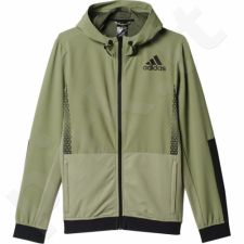 Bliuzonas  Adidas Workout Full Zip Hoody M AZ1289
