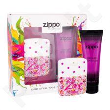 Zippo Fragrances Popzone rinkinys moterims, (EDT 40 ml + kūno losjonas 100 ml)