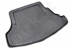 Guminis bagažinės kilimėlis HONDA Accord sedan 2003-2007 black /N16001