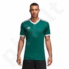 Marškinėliai futbolui Adidas Tabela 18 M CE8946