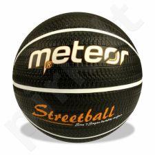 Gatvės krepšinio kamuolys Meteor Streetball