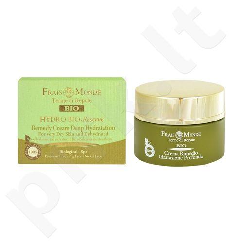 Frais Monde Hydro Bio-Reserve Remedy kremas Deep Hydratation, kosmetika moterims, 50ml