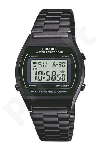 Laikrodis CASIO SPORT B-640WB-1A Digital. ILLUMINATOR. Autocalendar. Stop . WR 50mt **ORIGINAL BOX**