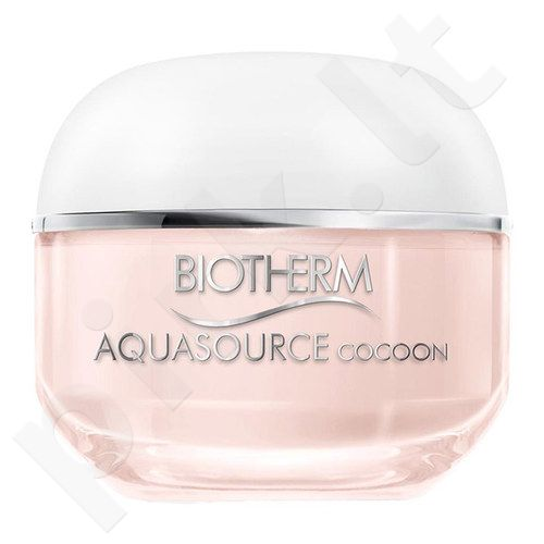 Biotherm Aquasource Cocoon gelis, kosmetika moterims, 50ml