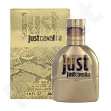 Roberto Cavalli Just Cavalli Gold for Her, EDP moterims, 30ml