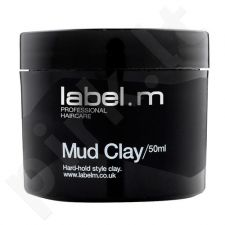 Label m Mud Clay, kosmetika moterims, 50ml