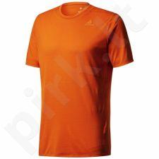 Marškinėliai bėgimui  adidas Supernova Tee M BQ7261