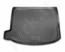 Guminis bagažinės kilimėlis HONDA Civic hb 2012-> (5 doors, with subwoofer) black /N16008