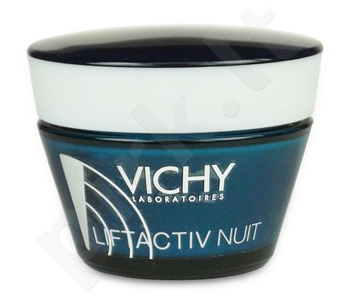 Vichy Liftactiv, naktinis kremas moterims, 50ml