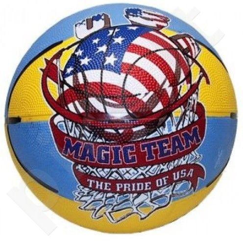 Krepšinio kamuolys Magic Team USA