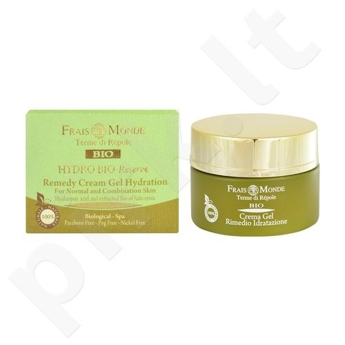 Frais Monde Hydro Bio-Reserve Remedy kremas gelis  Hydration, kosmetika moterims, 50ml