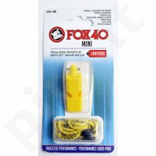 Švilpukas FOX40 Mini Safety +virvutė 9803-0208