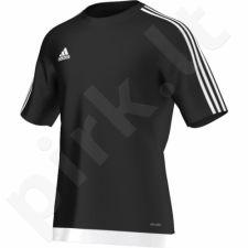 Marškinėliai futbolui Adidas Estro 15 Junior S16147