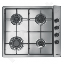 Candy CLG 64SPX Built-In Gas On Stainless steel Hob
