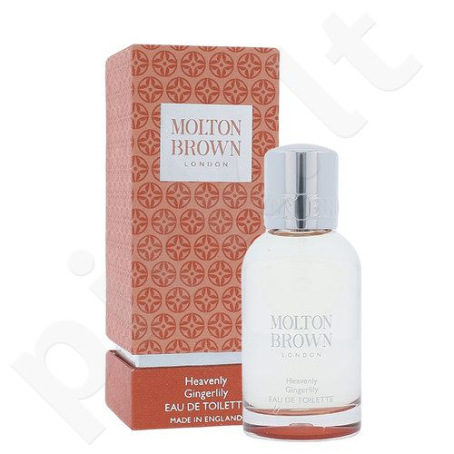 Molton Brown Heavenly Gingerlily, EDT moterims, 50ml